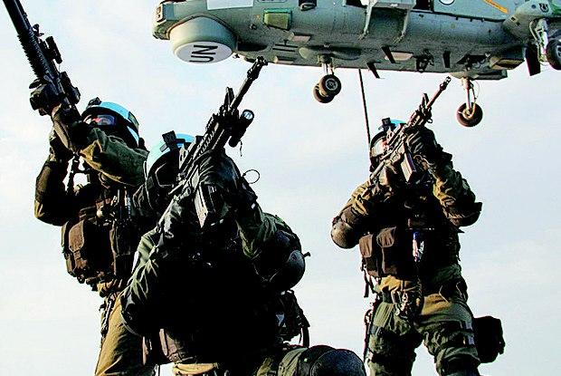 Tropa é treinada por americanos que conduziram ataque a Bin Laden Foto: Divulgação