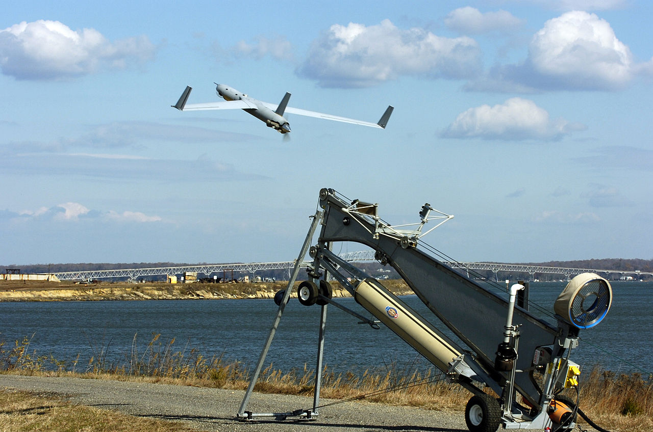 A_Scan_Eagle_unmanned_aerial_vehicle