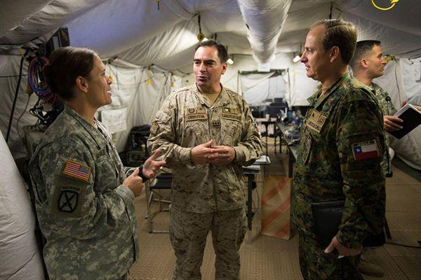 Panamax 2016: Exército brasileiro ajudará a organizar exercício terrestre de defesa do Canal do Panamá, que, pela 1ª vez, sairá do Caribe e irá para o Chile