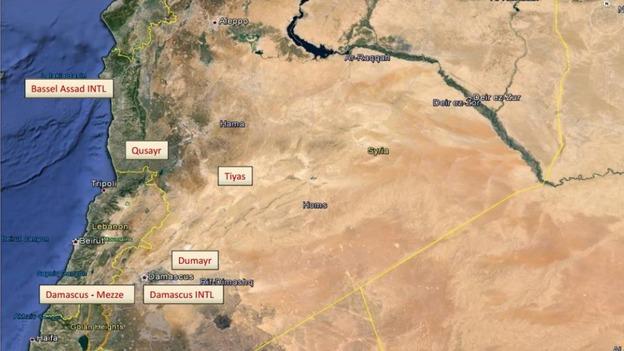 Russian base syria