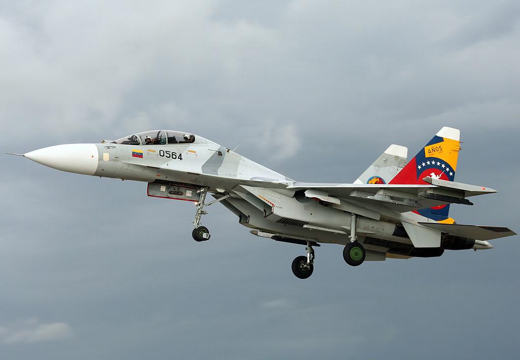 Venezuelan_Air_Force_Sukhoi_SU-30MK2_AADPR