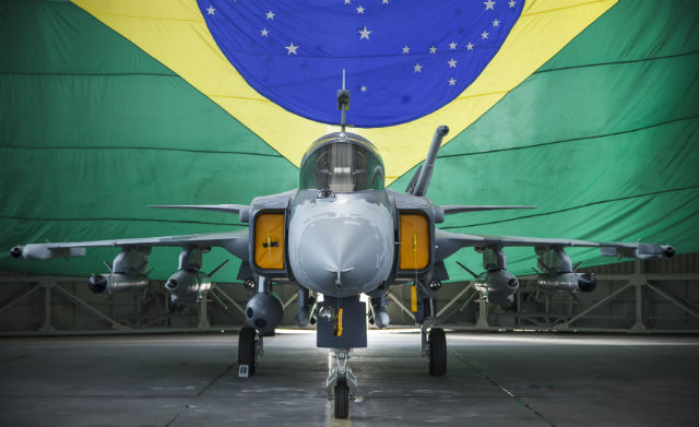 Brasil pode acabar comprando apenas 40 Gripen E / F