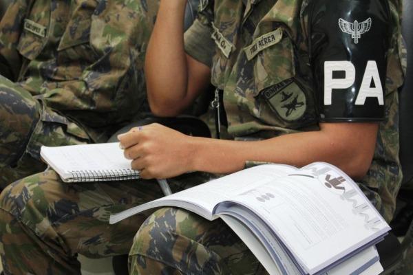 FAB PÉ DE POEIRA: Mais de mil militares da FAB podem atuar nos Jogos Olímpicos de 2016 no Rio de Janeiro