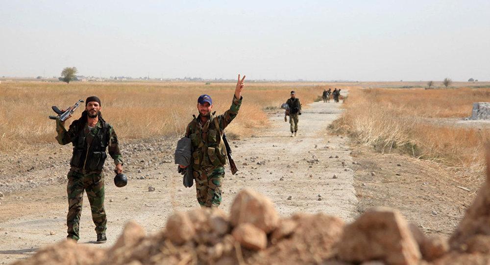 Exército sírio toma controle de rodovia estratégica no norte do país