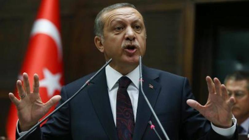 Presidente da Turquia defende direito de proteger fronteiras