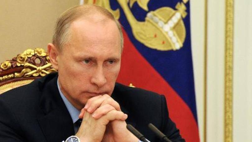 """Abate de avião foi """"punhalada nas costas"""", diz Putin"""