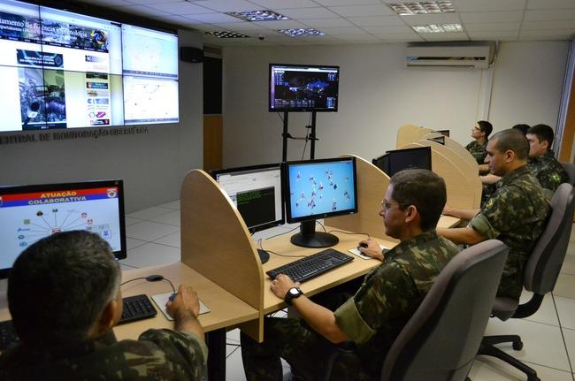 Forças Armadas do Brasil preparam estratégia de defesa cibernética para os Jogos Olímpicos 2016