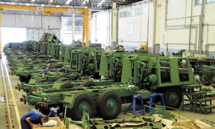 Crise coloca em xeque a indústria da Defesa Nacional