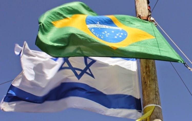 Israel reagirá ao Brasil, diz indicado a embaixada