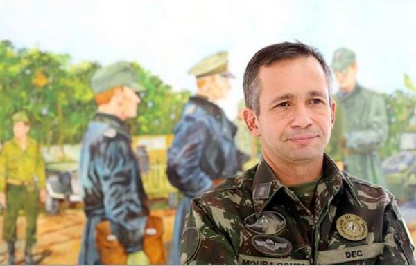 Coronel Moura – FOTO: Alan Marque/Folhapress