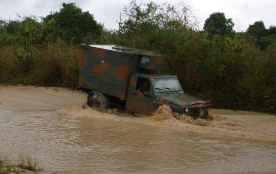 MTO(Módulo de Telemática Operacional) do Exército Brasileiro