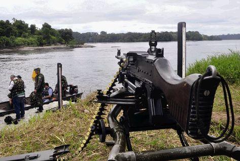 Operação São Joaquim fecha as fronteiras do Amazonas para combater facções criminosas