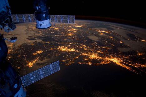 Necessidade de patrulhar territórios intensificou uso de satélites para fins militares Foto:Press photo