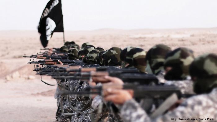 A ascensão global do terrorismo