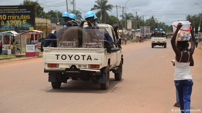 ONU repatriará soldados após acusações de abuso sexual na RCA