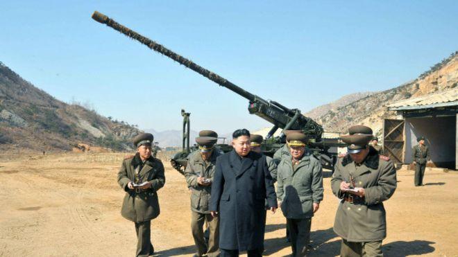 Governo norte-coreano vem intensificando embates políticos com potências ocidentais
