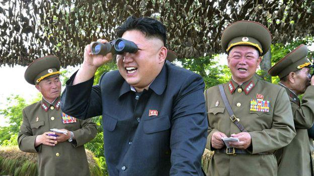 Sob o comando de Kim Jong-un, o país realizou testes de foguetes controversos