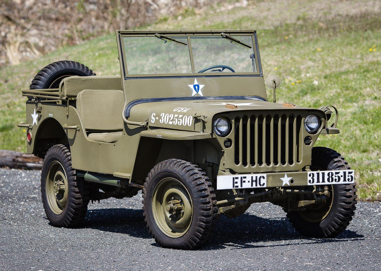 Uma Lenda Chamada Jeep. A necessidade do exército americano deu origem à um clássico do 4×4
