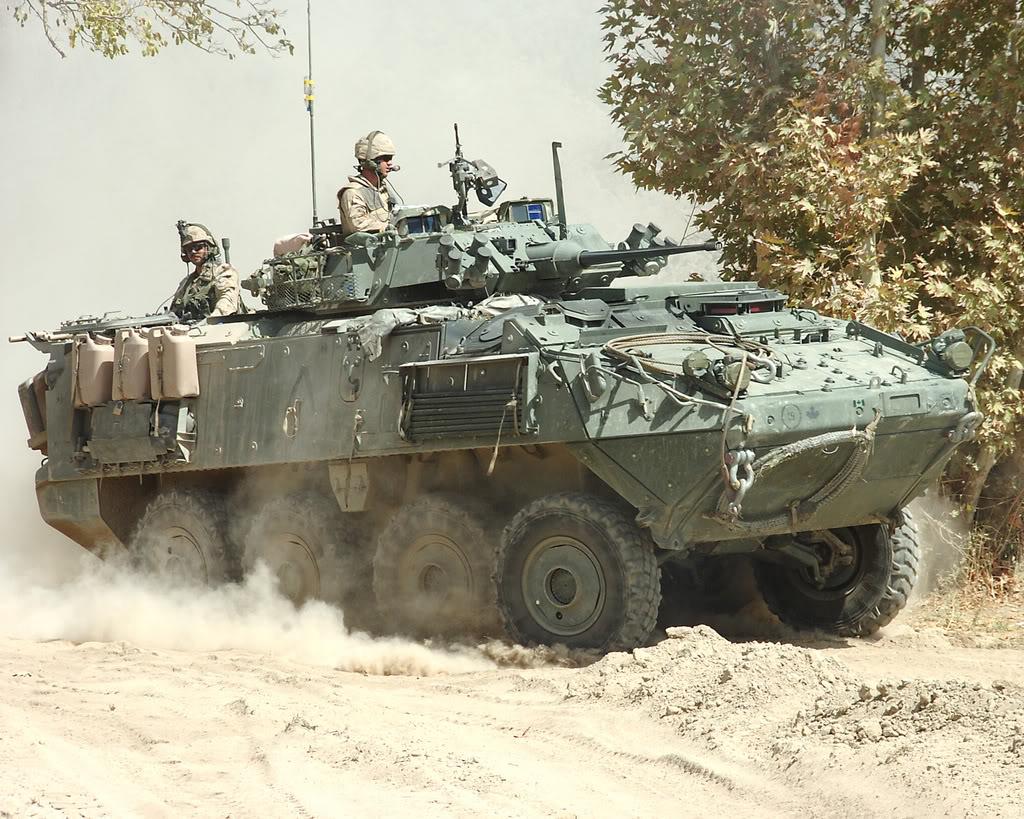 Colômbia: General Dynamics oferece 32 unidades do LAV III para a Infanteria de Marina.