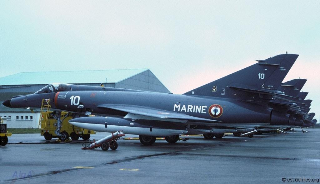 EXCLUSIVO: Um oficial da Marinha da ativa analisa se, para a MB, o melhor é abandonar a reforma dos A-4 e ficar com os Étendard SEM que a França está disponibilizando