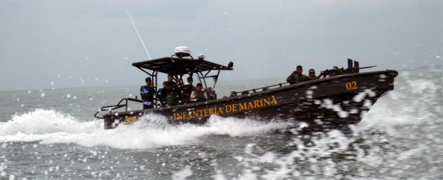 Equador: Marinha Equatoriana recebe novas embarcações