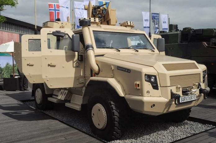 Rheinmetall cria empresa líder na produção de veículos militares da Europa
