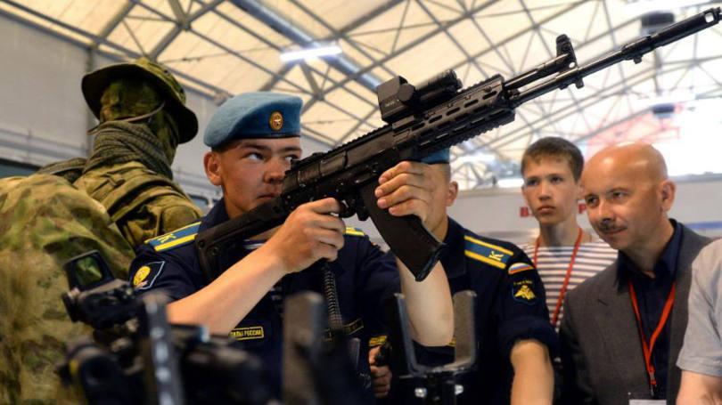 Rússia doa 10 mil AK-47 e 2 milhões de munições ao Afeganistão
