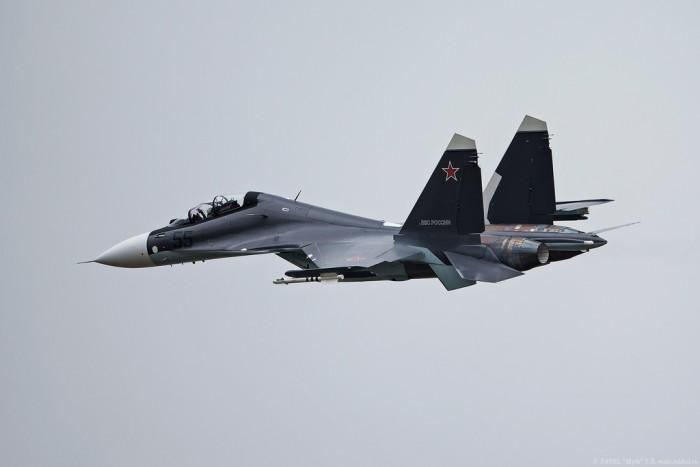 Irã pode assinar contrato para aquisição de Sukhoi Su-30SM ainda este ano