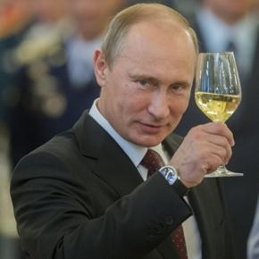 VLADIMIR PUTIN DÁ ORDEM DE ALERTA MÁXIMO ÀS TROPAS RUSSAS NA SÍRIA E PERTO DA TURQUIA