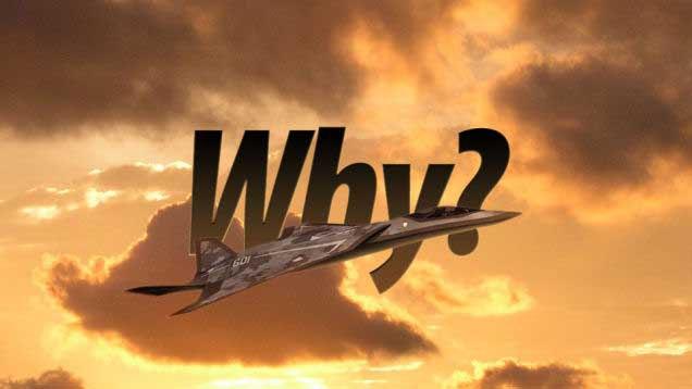 USAF reflete sobre sucessor do F-35