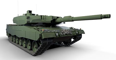 Polônia modernizará 128 CC Leopard 2