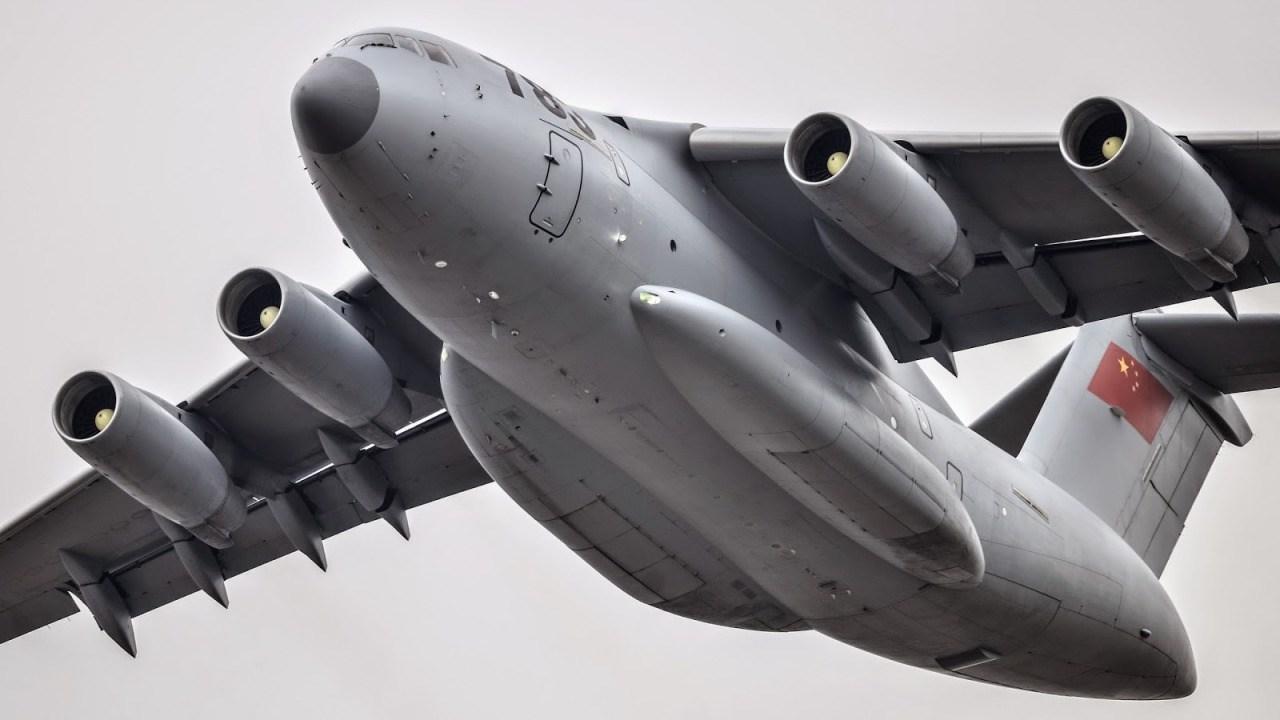 Segundo especialista, Y-20 pode entrar em serviço já em 2016
