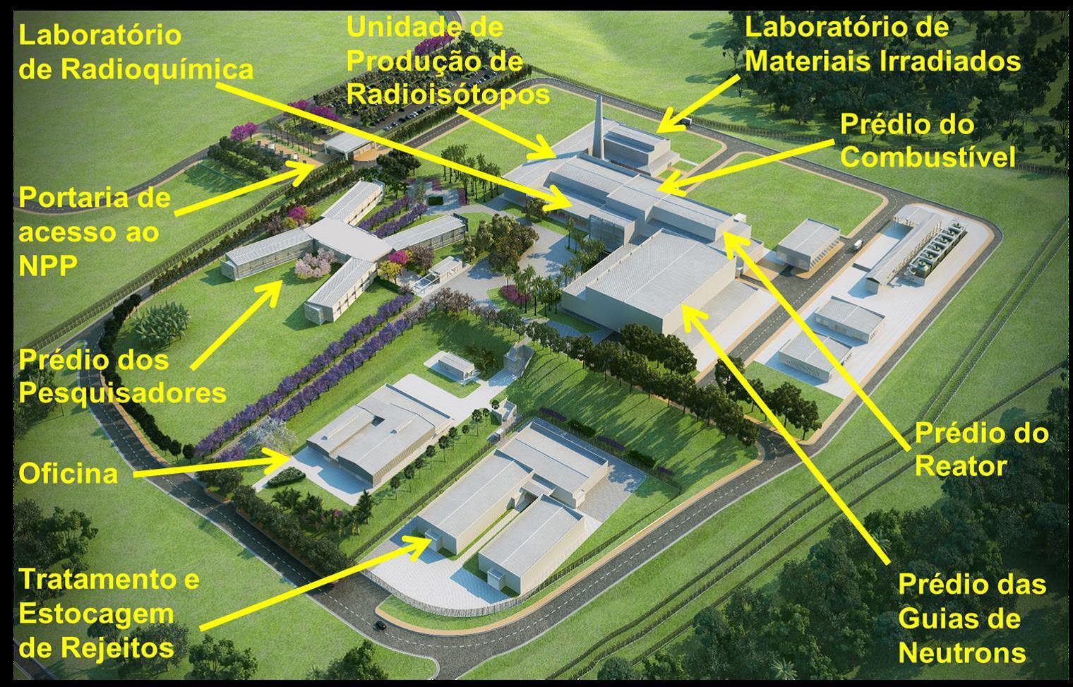 Núcleo de produção e pesquisa