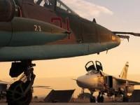 Vídeo: Mais aeronaves russas deixam a Síria