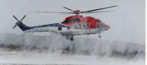 Helicóptero H225 cai na costa da Noruega