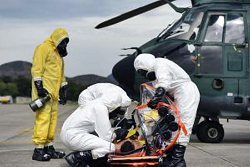 Defesa faz simulado para controle de incidentes químicos durante Jogos Olímpicos3