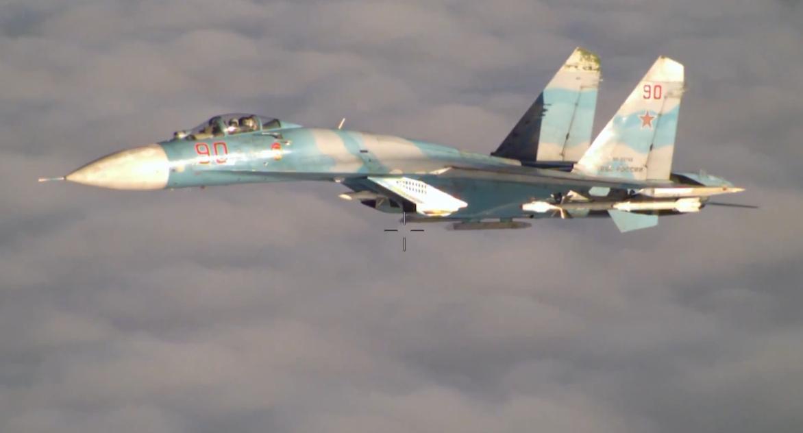 Pentágono alerta para uma possível escalada de tensões após surtida de Su-27