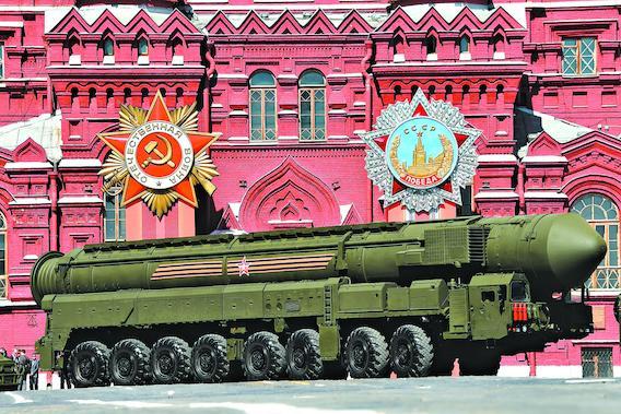 Mundo: Potências travam nova corrida nuclear