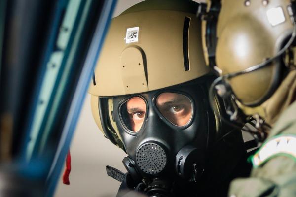 FAB realiza certificação de equipamentos e trajes utilizados em ameaças DQBRN