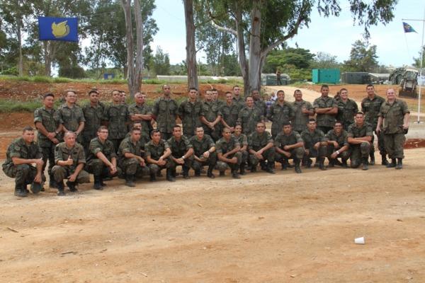 FAB:  Engenharia e intendência treinam apoio logístico para operações militares
