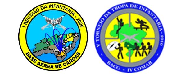 FAB PÉ DE POEIRA:  Primeira Reunião Anual de Infantaria da Aeronáutica  (I RAINF).