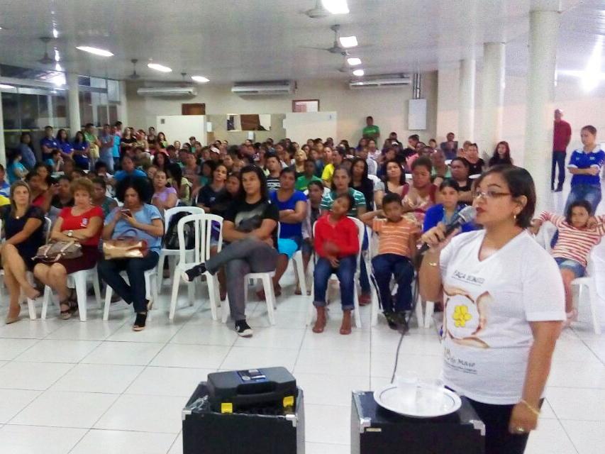 ADSUMUS: Grupamento de Fuzileiros Navais de Ladário (GptFNLa) realiza reunião com pais dos alunos do Profesp