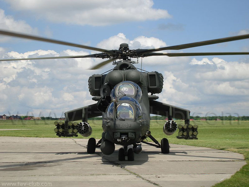 Exército da Venezuela recebe helicópteros  Mi-35M2 e Mi-17V5  repotencializados