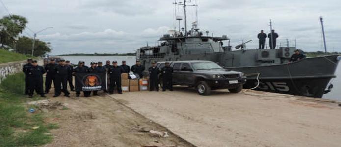 A MARINHA LONGE DO MAR: 6º DN inaugura sistema semestral de aprovisionamento que contribui com a prontidão operativa das organizações militares de sua jurisdição