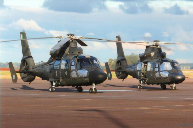 3º Batalhão de Aviação do Exército (3º BAvEx) realiza a Operação Cruzeiro do Sul em Cascavel / PR