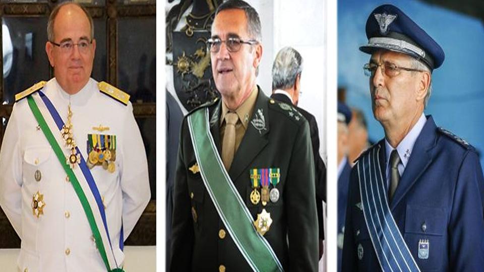 """Plano Brasil/Análise: """"Num eventual governo Temer, deverá ser mantido a atual cúpula militar, mas a ABIN deverá passar por uma reestruturação, quiça profunda"""""""