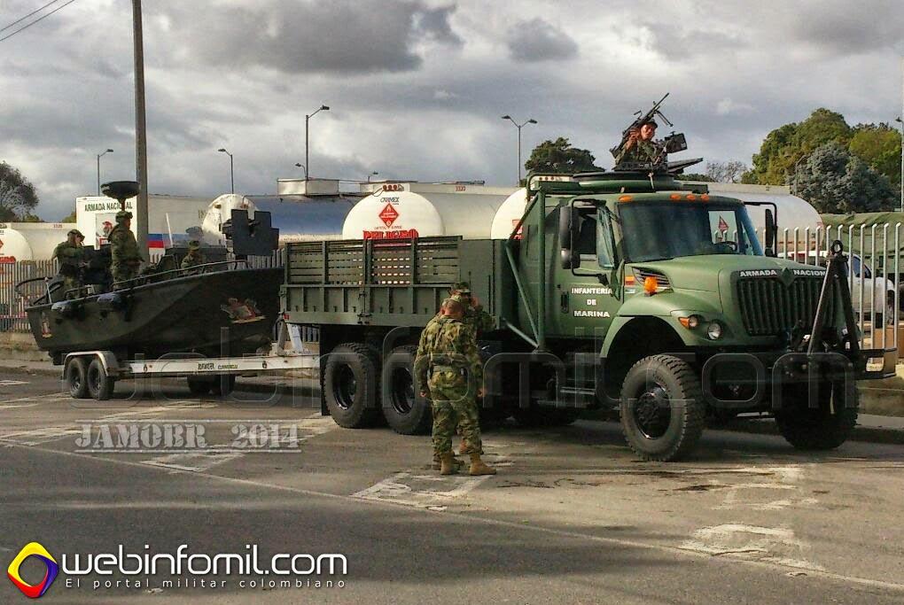 desfile militar 2014 BOGOTA (1)