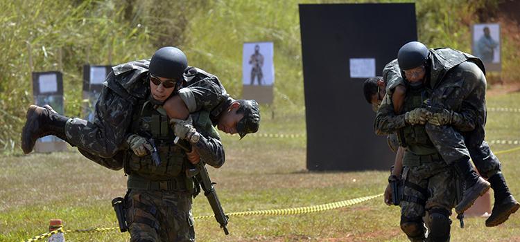 RIO 2016: Mais de 20 países acompanham exercício antiterror preparatório para Olimpíadas