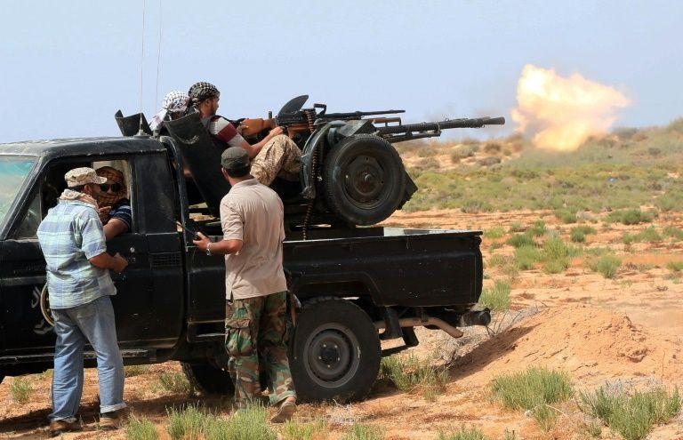 Forças líbias entram em Sirte, reduto do Estado Islâmico