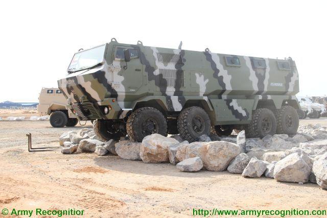 Hurricane_8x8_APC_armoured_vehicle_personnel_carrier_Streit_Group_KrAZ_UAE_001